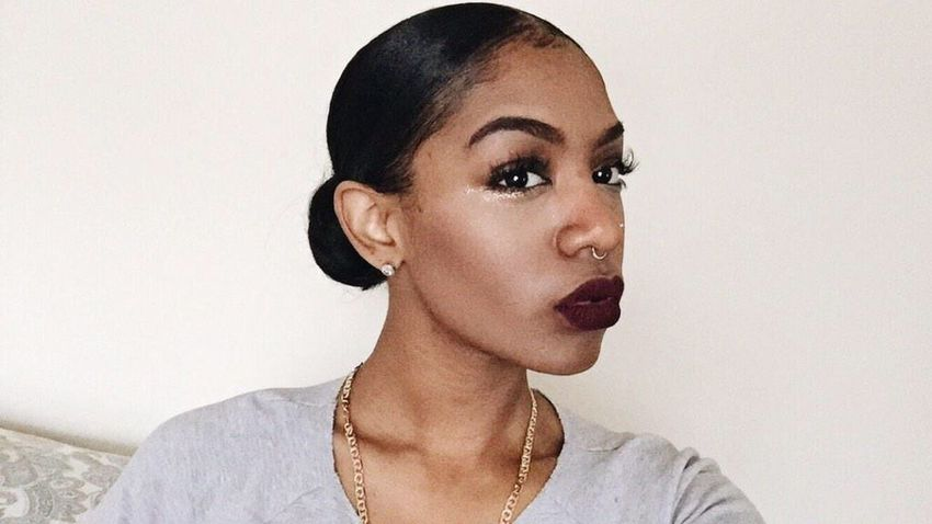 Urban Fashion Eyebrows On Fleek Makeup Eyes Model Fashion Gorgeous Aesthetics Selfie Matte Lipstick