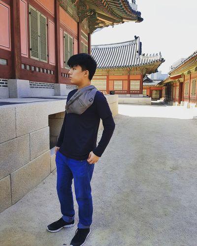 My Son Gyeongbokgung Palace, Seoul Gyeongbokgung Palace Joseon Dynasty 1392 -1897 Five Centuries Palace Architecture Seoul Architecture Architecture Tripwithsonmay2017 Tripwithson2017 Seoul Southkorea Streetphotography Seoulstreetphotography