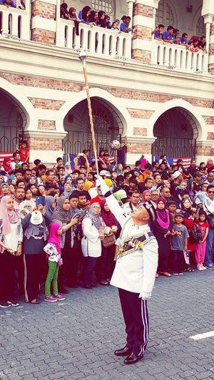 Merdeka Day Celebration 59th Independence Day Malaysia Tanah Tumpah Darahku Polis Diraja Malaysia