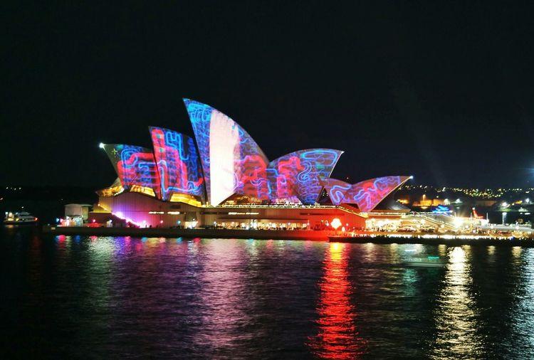 Back in Sydney