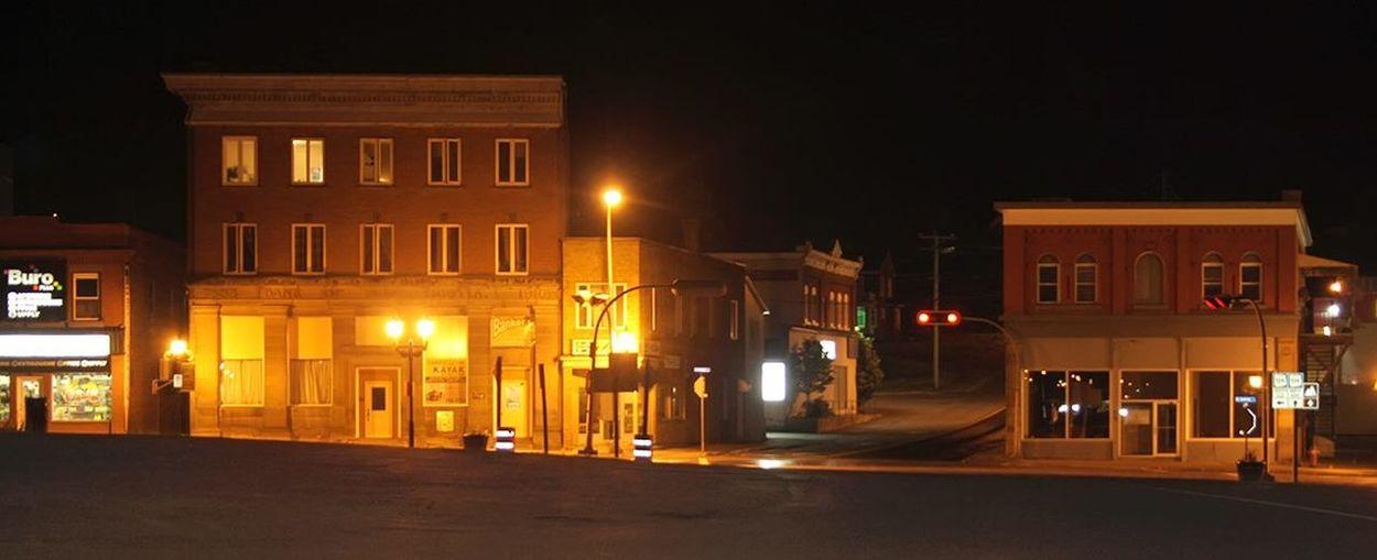 Night Bigcitylife Street Lights Nightlife Water Street at Night. Image by Rick Savage 2012