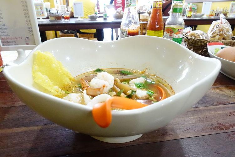 Bowl Soup Table