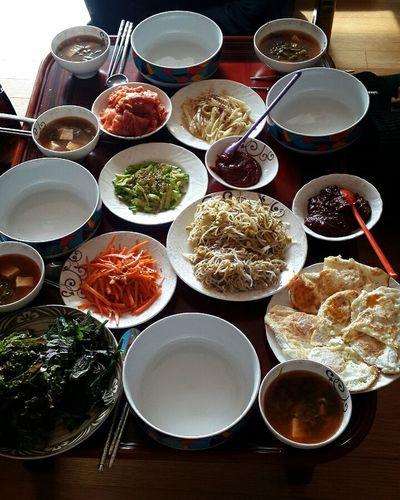 이모의 비빔밥 진짜 최고 양... 짱짱짱.맛있어.???또 먹고 싶어. 비빔밥 Enjoying Life South Korea Hi!