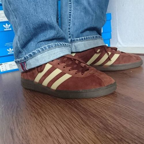 Solexclusiveuk 7daysofadidas Todaystrainers Adidasmunchenspzl