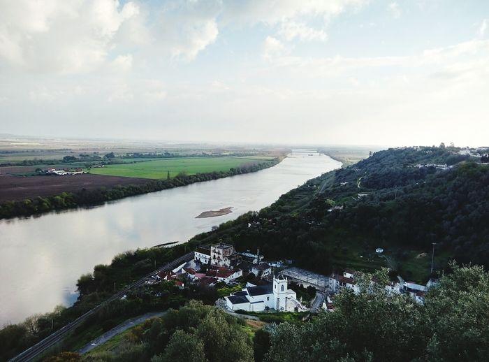 Santarém 🌲🌳 Santarém River Tejo