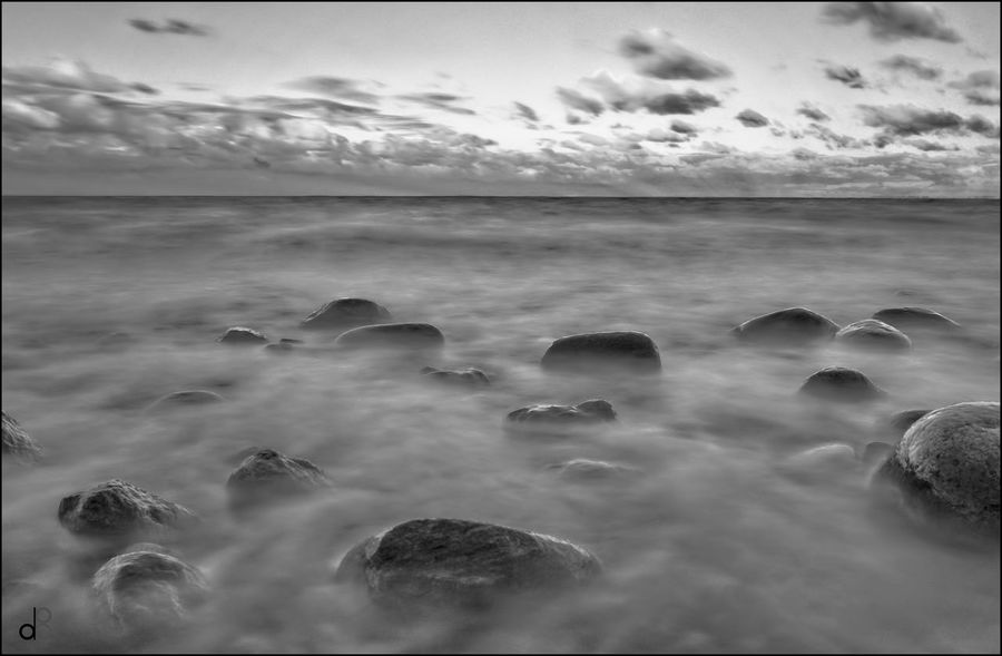 Black And White Blackandwhite Long Exposure Kiel Light And Shadows Bw-collection Landscape Clouds And Sky Longtimeexposure Landscapes My Black & White World Sony Photography Dramatic B&w Clouds Nature Photography Germany Nopeople Stones Black & White Blackandwhite Photography Photography In Motion Dramatic Black And White The KIOMI Collection Stones & Water Cloudy Day