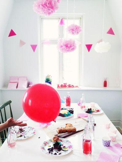 Party Birthday HappyBirthday Cake Balloon Birthday Party Kids Family❤ Decoration Birthdaygirl
