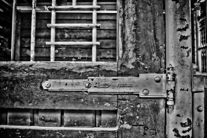 Hinged Hinges Door Hinge Door Horse Stables Bnw Taking Photos Monochrome Blackandwhite EyeEmBestPics Istanbul