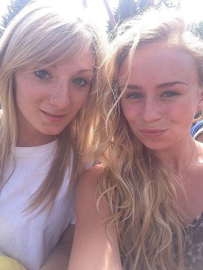 Roller Coaster Cousin Bangin Blondes