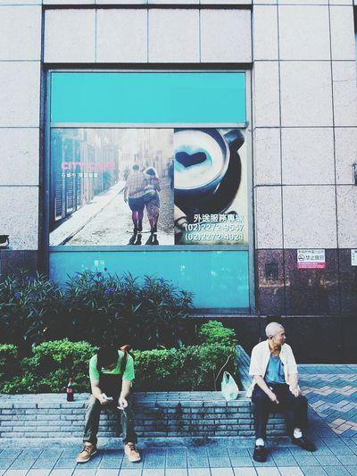 在城市探索城事 The Street Photographer - 2015 EyeEm Awards My Smartphone Life Zenfone5