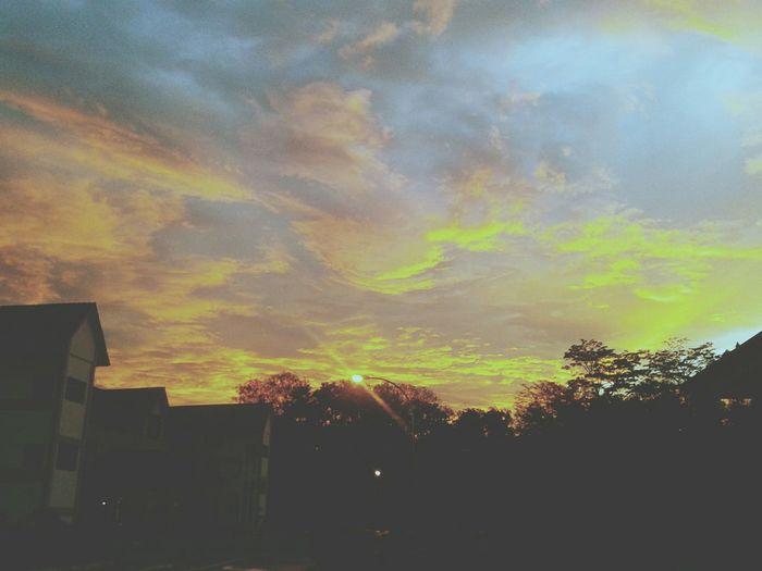 Evening. Jogs First Eyeem Photo