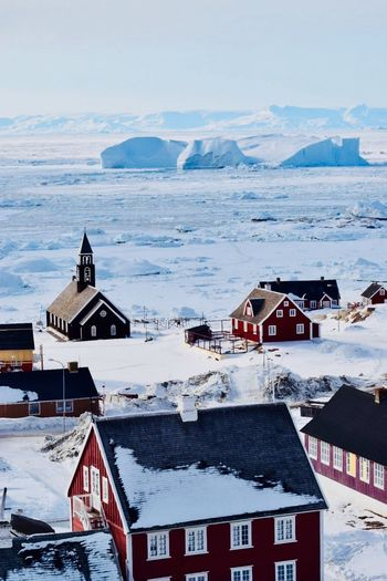 Disco Bay Nature Disco Bay Knud Rasmussen Greenland Ilulissat Winter Architecture Beauty In Nature