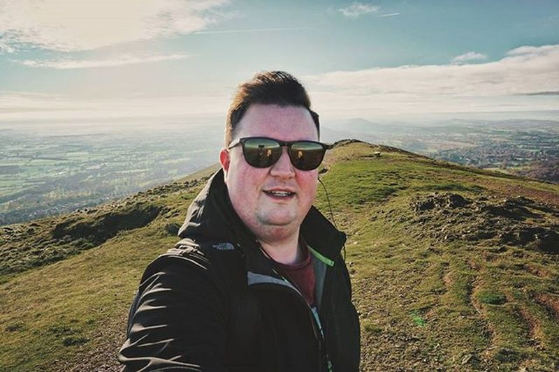 Peak selfie... that's a thing... isn't it?? Windswept Topofthehill Malvern Beacon Adventure Worcestershire Herefordshire Boarder Greatbritishcountryside Countryside Hike Cloudscape Peak Snapseed VSCO Timeforacoffee Worcestergram Sony Sonyimages Sonya6000 A6000 Alpha6000