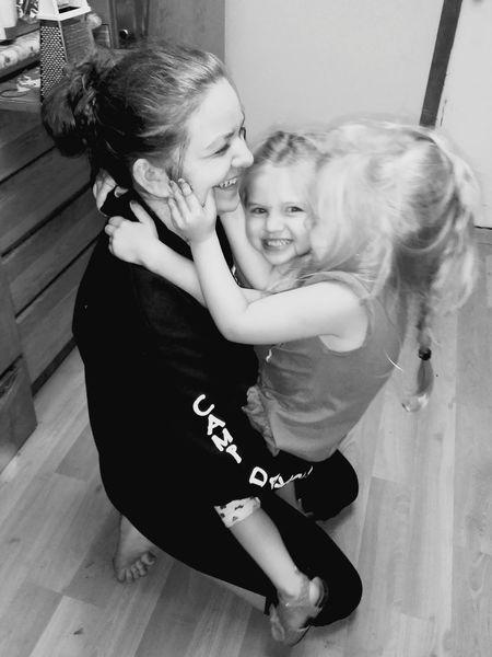 Love My Girls Joyful Moments