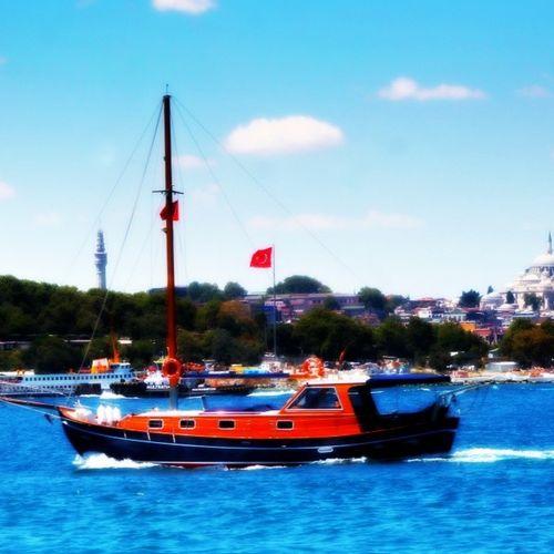 Istanbul Ottomanpalace Dreamcityistanbul Sea ship loveiseverywhere