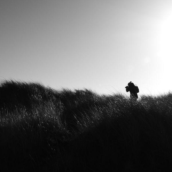 Bull Island, Dublin, Ireland. Silhouette Sunlight Sky Day Nature Nikonphotography Nikon Coolpixp900