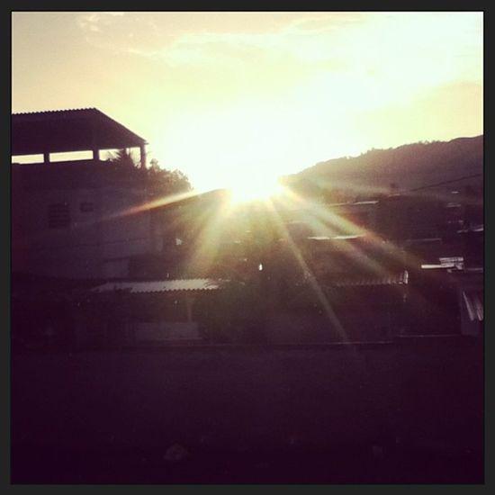 Faca sol ou chuva um lindo dia vai nascer (...)