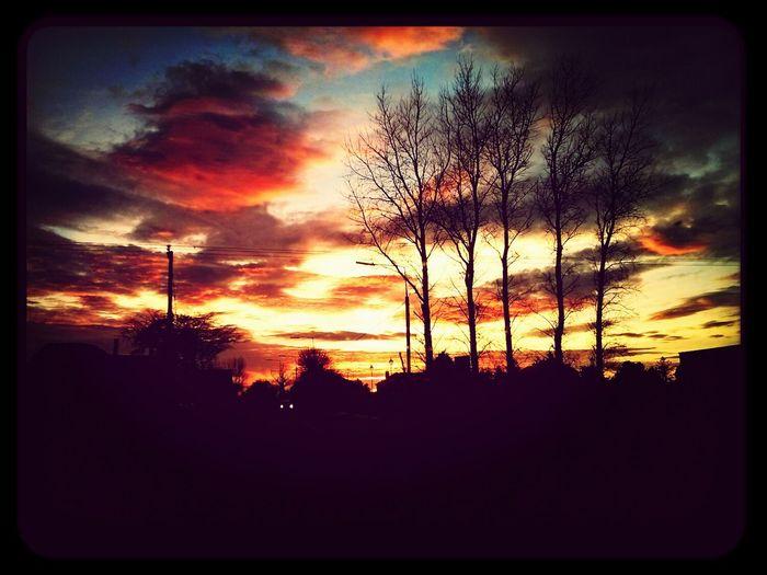 Skyporn Sunset_collection Sunset RedSky