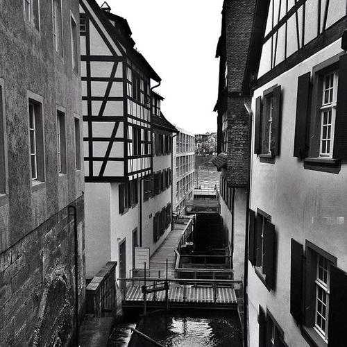 Damals in Basel Former Times in basel switzerland schweiz rhein water river house haus igersuisse ausblick einmalig
