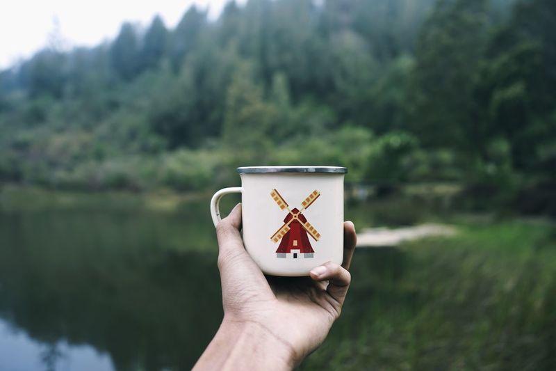 Enjoying Coffee while camping First Eyeem Photo