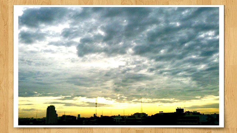 Chao Phaya River Morning Sky, Sunrise Sunset #sun #clouds #skylovers #sky #nature #beautifulinnature #naturalbeauty #photography #landscape EyeEm Best Shots EyeEm Gallery
