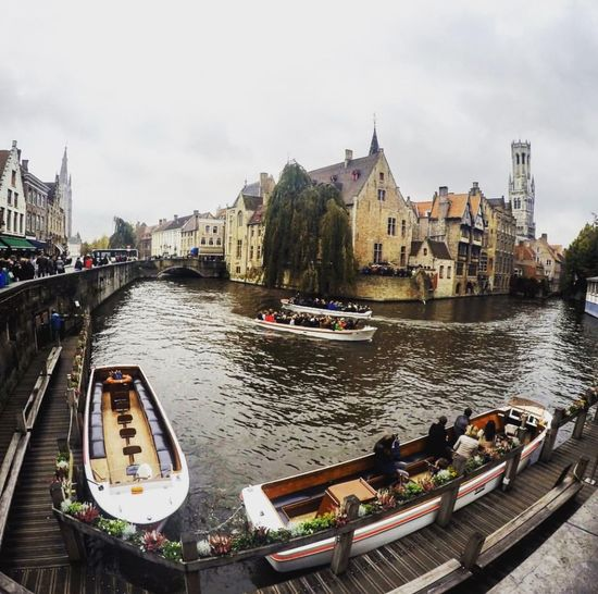 OldTownBruges BrugesCanal Taking Photos Autumn2015 Enjoying Life For My Own Photo Journal