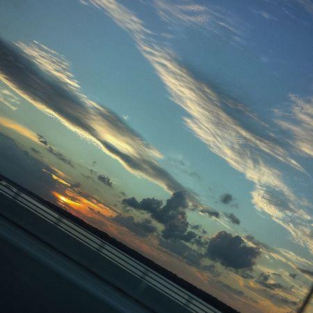 JacksonvilleFL Florida Sundown Sun_collection, Sky_collection, Cloudporn, Skyporn