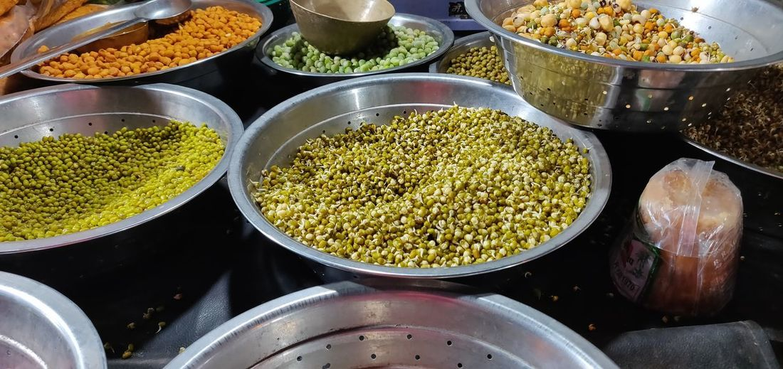 Legume Family Bean Yellow Market Black Peppercorn Choice Variation Condiment Dried Food Ingredient
