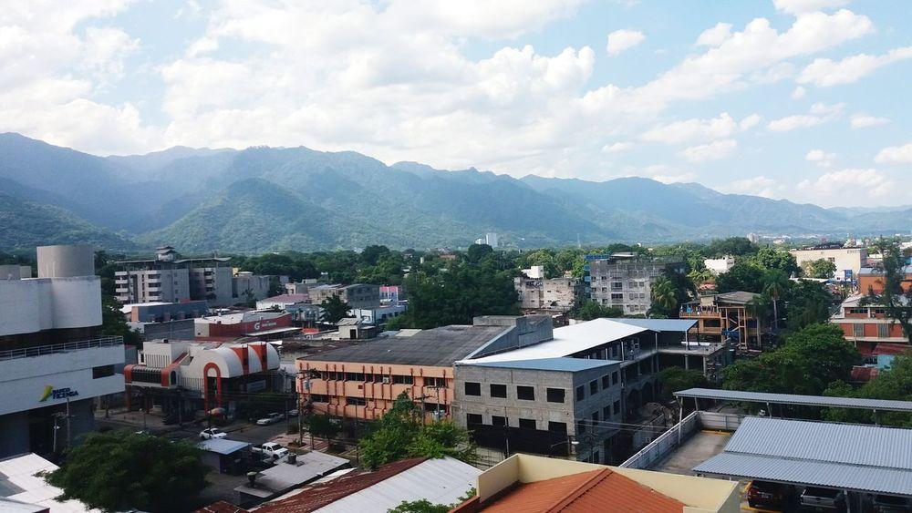San Pedro Sula, Honduras Ciudad Industrial Del Pais Hermoso Dia ☀ 504H