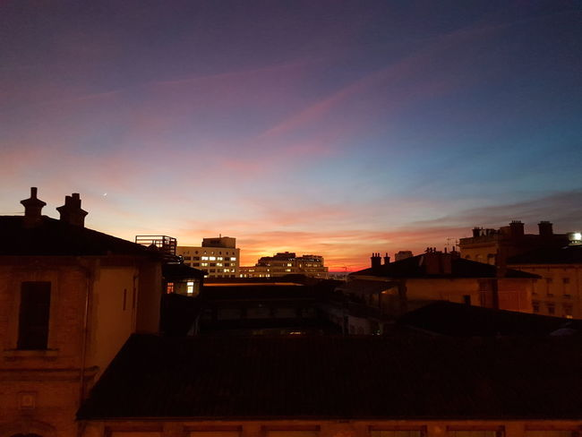 Colors Of Marseille Sunset No People Night Marseille Marseillecartepostale📮
