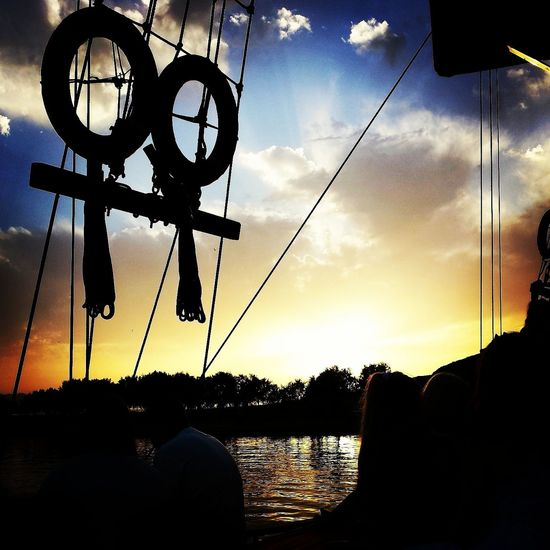 Sky Boat Holiday Love