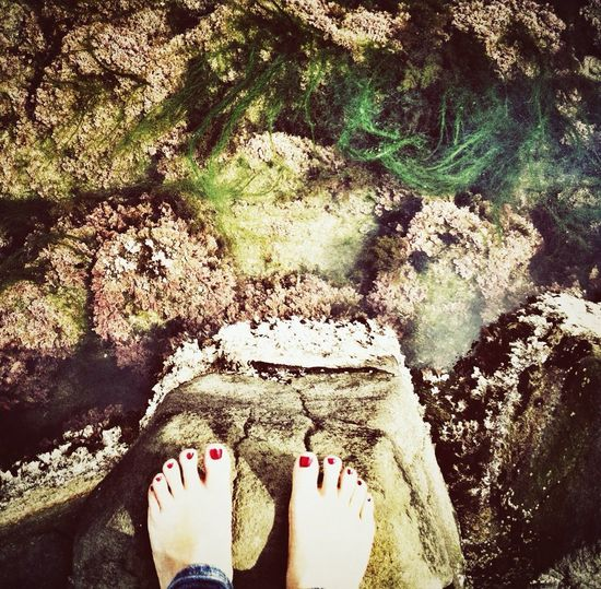 feet at Piazza G. Verga Feet