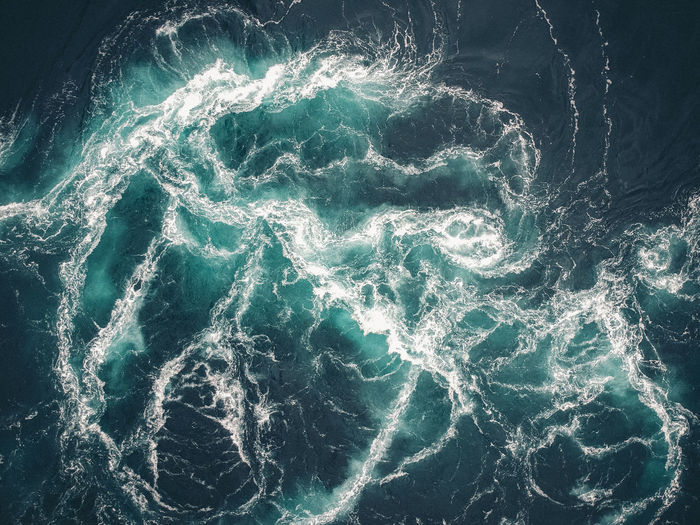 Norway Backgrounds Beauty In Nature Bodø Day Full Frame Motion Nature No People Outdoors Pattern Power Power In Nature Saltstraumen Sea Sport Turqoise Water Waterfront Wave