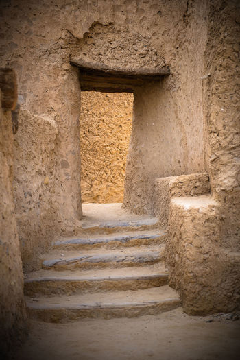 Ancient ruins in Siwa Oasis, Egypt Desert Egypt Rock Siwa Oasis Torist Travel Ancient Architecture Building Building Exterior Built Structure Door History No People Oasis Old Old Buildings Oracle The Past Tourism Town