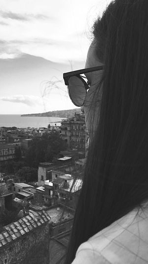 Sunglasses Real People One Person Eyeglasses  Building Exterior Day Architecture Built Structure Women Sky Outdoors Lifestyles Tree Young Adult People The Photojournalist - 2017 EyeEm Awards