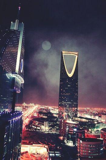 riyadh الرياض المملكة برج المملكة