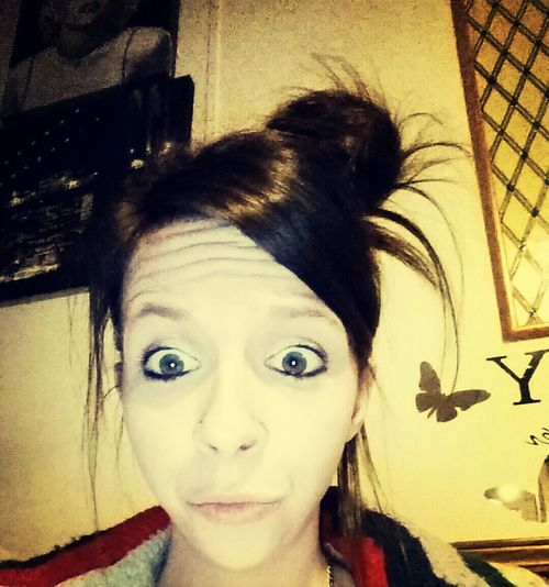 Haha, crazy hair. Just home from work! Taking Photos That's Me Hello World Relaxing First Eyeem Photo