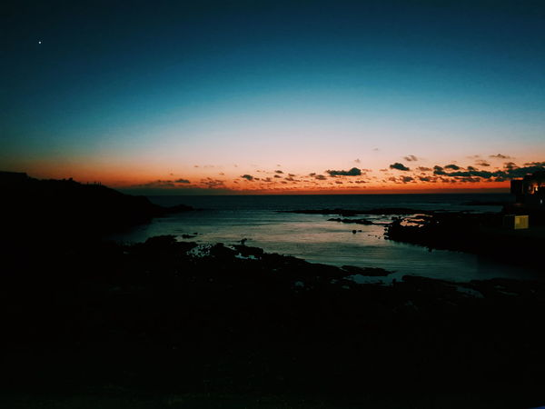 Water Clear Sky Sea Sunset Beach Blue Horizon Astronomy Summer Reflection Moon Seascape Romantic Sky Low Tide Moon Surface Solar Eclipse Eclipse Planetary Moon Moonlight Coast Tide Silhouette