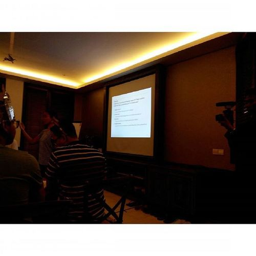 Nightclass Pwcjournal of Characterbuilding at Jasmineroom Plataranborobudur Jogja Magelang INDONESIA Lenovotography Pocketphotography Photostory Lzybstrd Journey