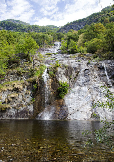 Maggiatal Tessin Nature Photography River Switzerland Ticino Vallemaggia Waterfall