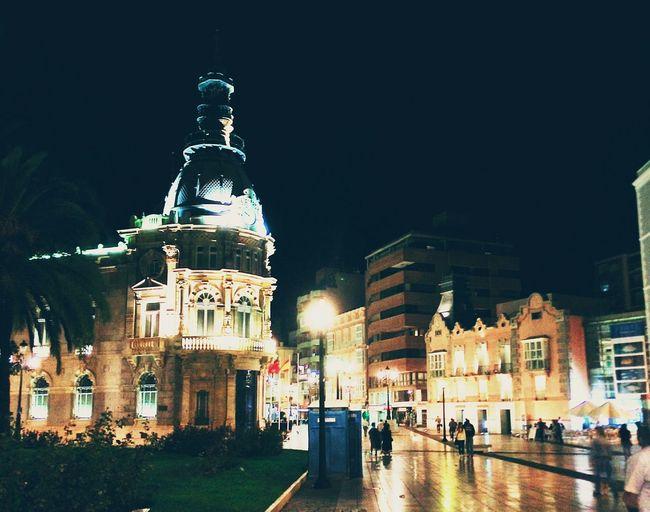 Getting Creative Fresh Air Ayuntamiento de Cartagena Puerto