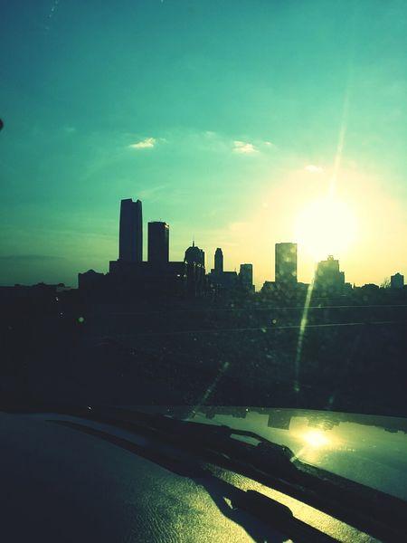 my city O'City Oklahoma