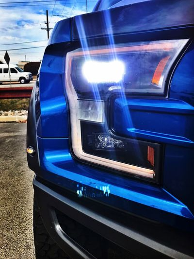 Elegance in a beast Ford Raptor