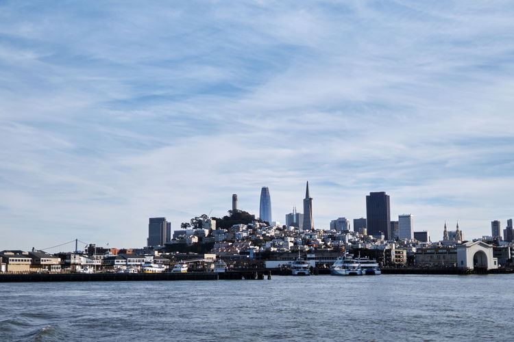 San Francisco A6000 Architecture City Cityscape Urban Skyline Waterfront Zeiss32mmf18