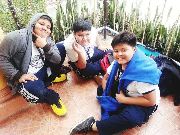 Having A Great Time Kids Having Fun Photooftheday Bestfriends Pacute Lng :)