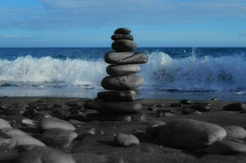 Beachphotography Equilibrio Naturephotography Island Gran Canara Landscape_photography Color Splash Colors Splash_greece_bnw Water Splash