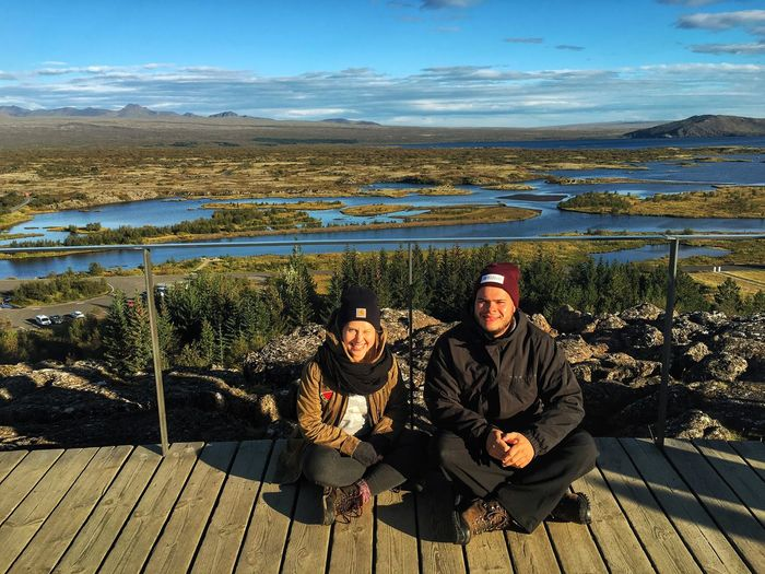 Pingvellir National Park Pingvellir National Park Iceland Island Panorama Traveling Travel Photography Travellover