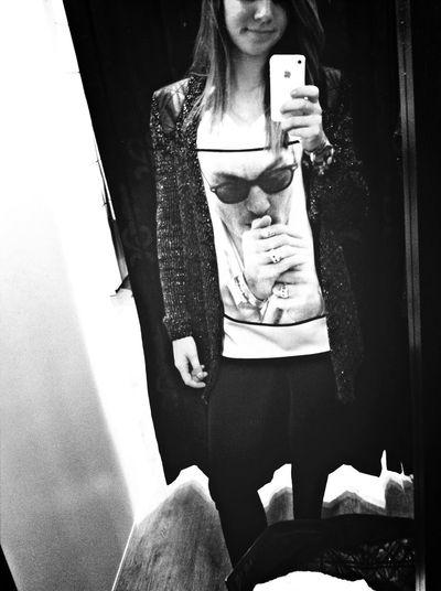 love mijn nieuwe pull & T-shirt ! T-shirt Pull Inlove New