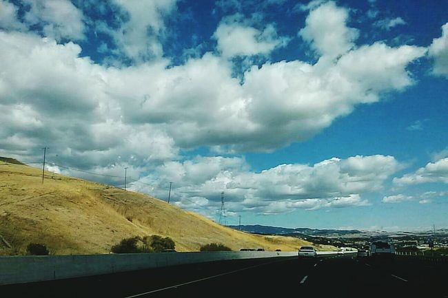 My Cali Norcal Fairfield, California Clouds And Sky Calisky Cottoncandyclouds