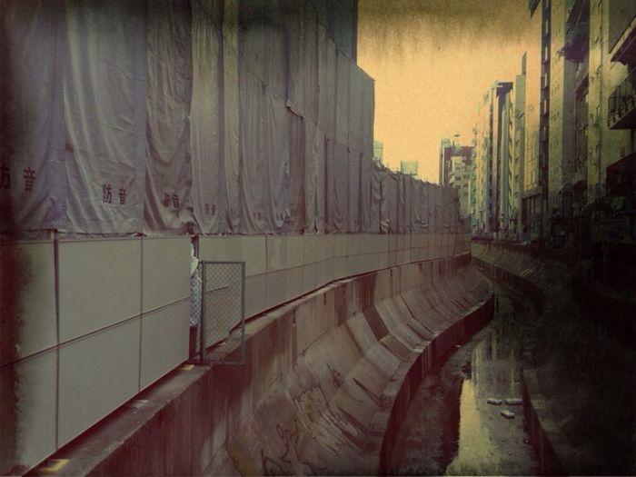 Tokyo Street Photography Urban Geometry